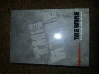 The Wire complete DVD set