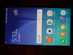 Samsung S6 32 GB in good condition for sale with FREE cover