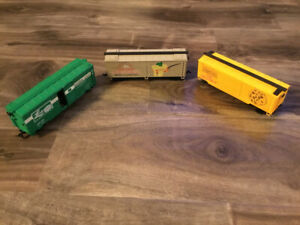 HO Scale ROLLING STOCK