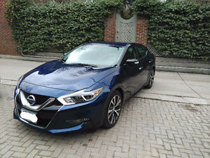 Stunning Blue 2016 Nissan Maxima SV Sedan 300HP - 434/month