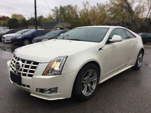 2012 CADILLAC CTS COUPE PERFORMANCE * LEATHER * REAR CAM * BLUET London Ontario image 2