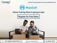Are You Looking  for Mulesoft Online Training in Canada.