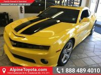2010 Chevrolet Camaro 2SS  One owner, no accidents, over $10,000