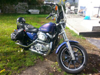 Clean 1991 Sportster, 1,200 XL