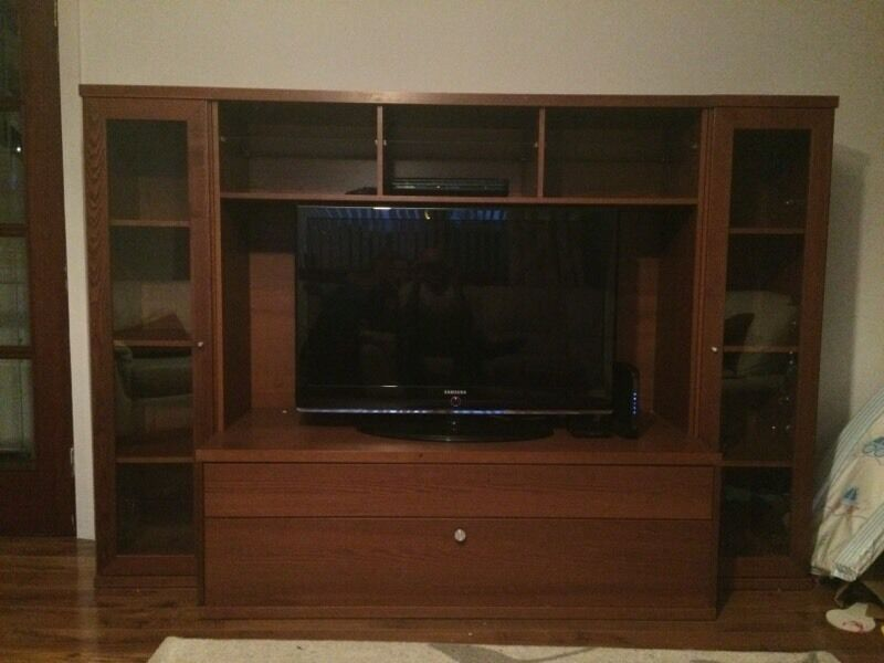 Large tv cabinet unit IKEA BONDE in Hamilton South  : 86 from www.gumtree.com size 800 x 600 jpeg 47kB
