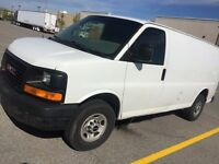 2007 GMC SAVANNA 3500