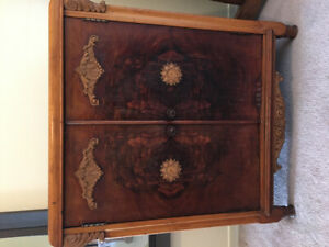 "Antique Cabinet ""Liquor Cabinet""  1890's-1900 era"