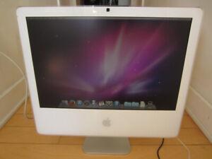 "20"" iMac Intel Dual Core - 70$"