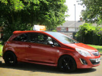 Vauxhall/Opel Corsa 1.2i 16v ( 85ps ) Limited Edition ( a/c ) 2012