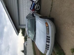 1996 Grey Chrysler Concorde LX for sale.