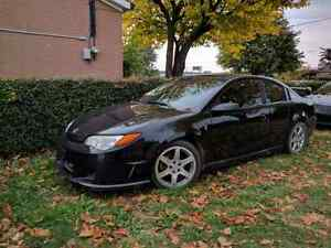 Saturn ion supercharged