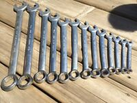 Gray wrenches