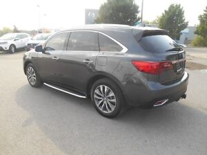 2014 Acura MDX SH-AWD 6-Spd AT w/Tech Package Peterborough Peterborough Area image 4