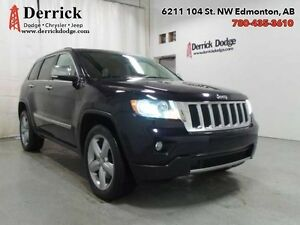 2011 Jeep Grand Cherokee   4WD SUV Limited Htd Frt and Rear Seat