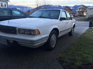 1993 Buick Century Limited