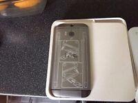 HTC M8 MINI 32GB UNLOCKED BRAND NEW COMES WITH HTC WARRANTY & SHOP RECEIPT