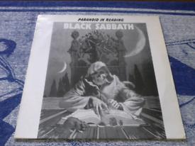 BLACK SABBATH.PARANOID IN READING.LP