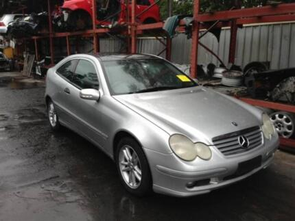 MERCEDES BENZ C180K W203******2002******2004 2005 COMPLETE CAR