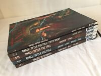 Angel After the Fall 1-5 Comic Graphic Novels