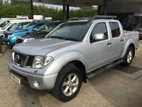 Nissan Navara 2.5dCi Outlaw *NO VAT TO PAY*
