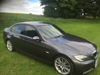 BMW 325d M-Sport 90k,auto with paddle shift 08 plate 08 plate