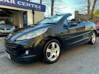 2010 PEUGEOT 207CC 1.6HDI SPORT COUPE CABRIOLET ** BLUETOOTH **