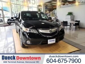 2014 Acura RDX TECH PKG  - Low Mileage