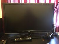 Logic 28 inch TV, free view built in