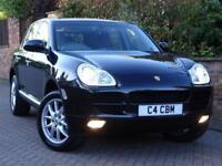 2006 56 Porsche Cayenne 4.5 Tiptronic auto S..LOW MILES..F.S.H..£12k OF EXTRAS