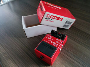 BOSS RC-2 Loop Station Brand New with Box