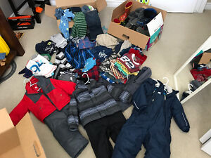 Boys 2T Everything for $100