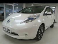 2015 Nissan Leaf 80kW Tekna 24kWh 5dr Auto Sat Nav Full LTH +++ 14 Day Money Bac