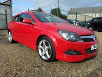Vauxhall Astra 1.8I 16V VVT SRI XP (red) 2009