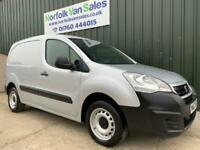 67 Sold Peugeot Partner Van 1.6BlueHDi ( 100 ) ( Eu6 ) SE L1