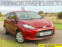 2009 FORD FIESTA 1.4TDCI STYLE MODEL SIMILAR TO ZETEC TURBO DIESEL ** £20 TAX **