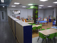 We need staff for our infant and toddler rooms