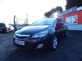 2010 Vauxhall Astra 1.7 CDTi 16V ecoFLEX SRi 5dr Service history,2 keys,12 mo...