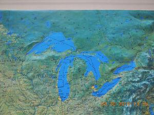 Carte topographique USA Gatineau Ottawa / Gatineau Area image 4