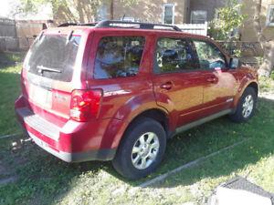 2008 Mazda Tribute. FWD. AUTOMATIC