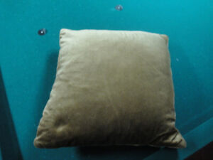 PILLOWS TO THROW ON YOUR COUCH OR CHAIR!  ONE IS BRAND NEW!