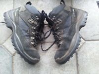 Walking Boots size 7 Berghaus ladies