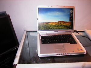 Used Dell Inspiron 6000 Laptop with DVD and Wireless