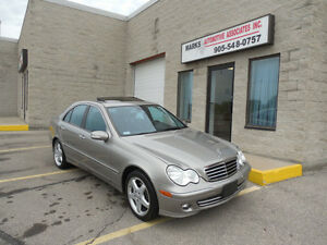 2007 Mercedes-Benz C-280 Avantgarde - (142,000 kms)