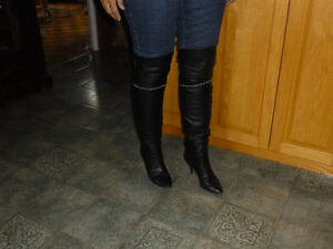 Bottes cuissarde