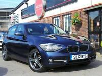 2012 BMW 1 Series 2.0 118d Sport 5dr 5 door Hatchback