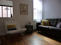 MILE-END *Grande Chambre MEUBLEE* dispo NOW