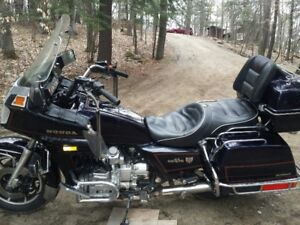 1984 GOLDWING INTERSTATE - READY TO ROLL!