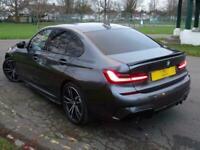 2019 BMW 3 Series 320d M Sport 4dr Step Auto SALOON Diesel Automatic