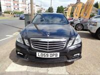 Mercedes-Benz E220 2.1CDI Sport - GOOD AND BAD CREDIT CAR FINANCE AVAILABLE