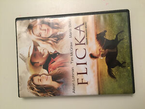 DVD du film Flicka